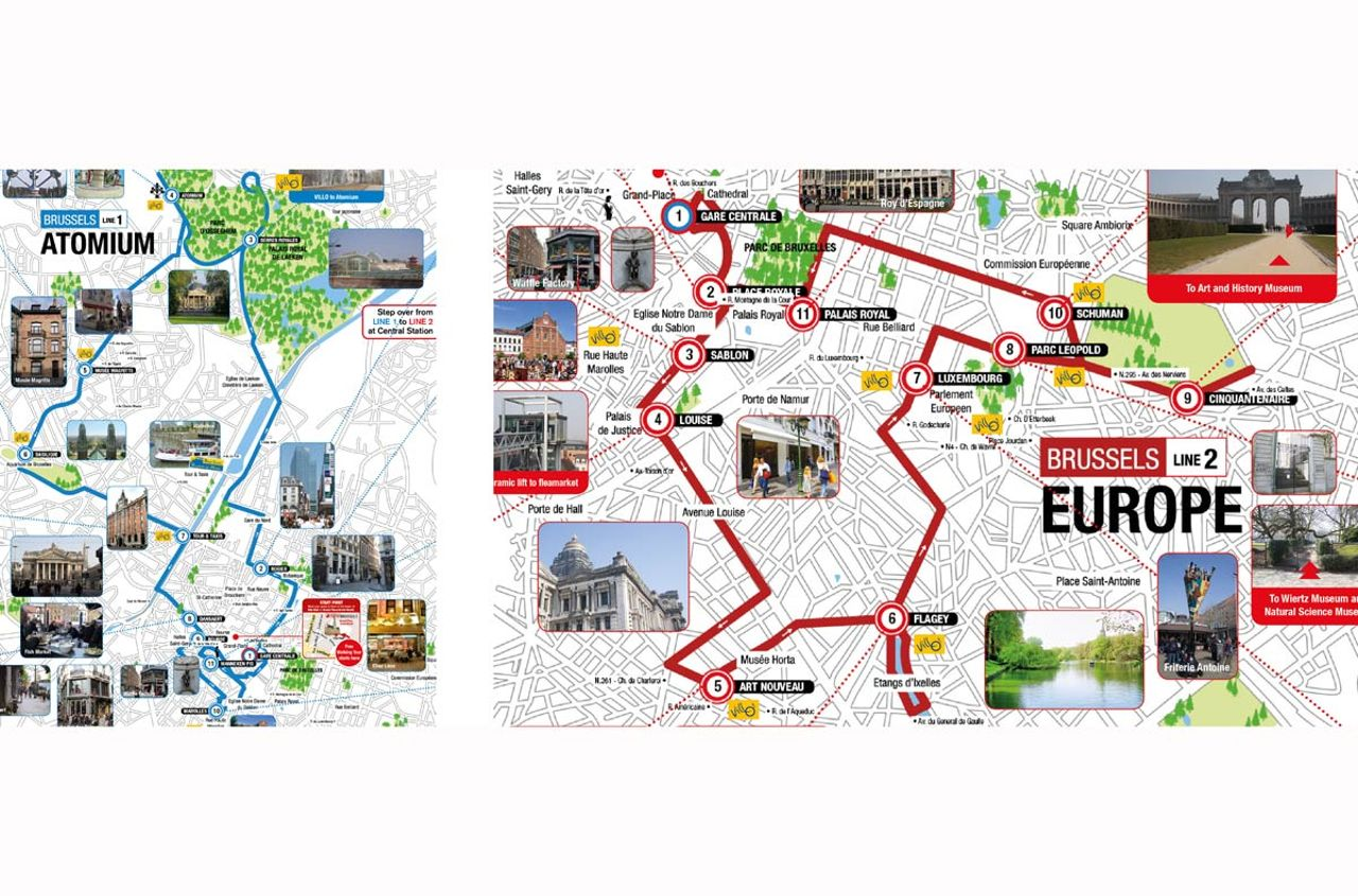 Hop On Hop Off Bus Tour Brussels City Sightseeing 169